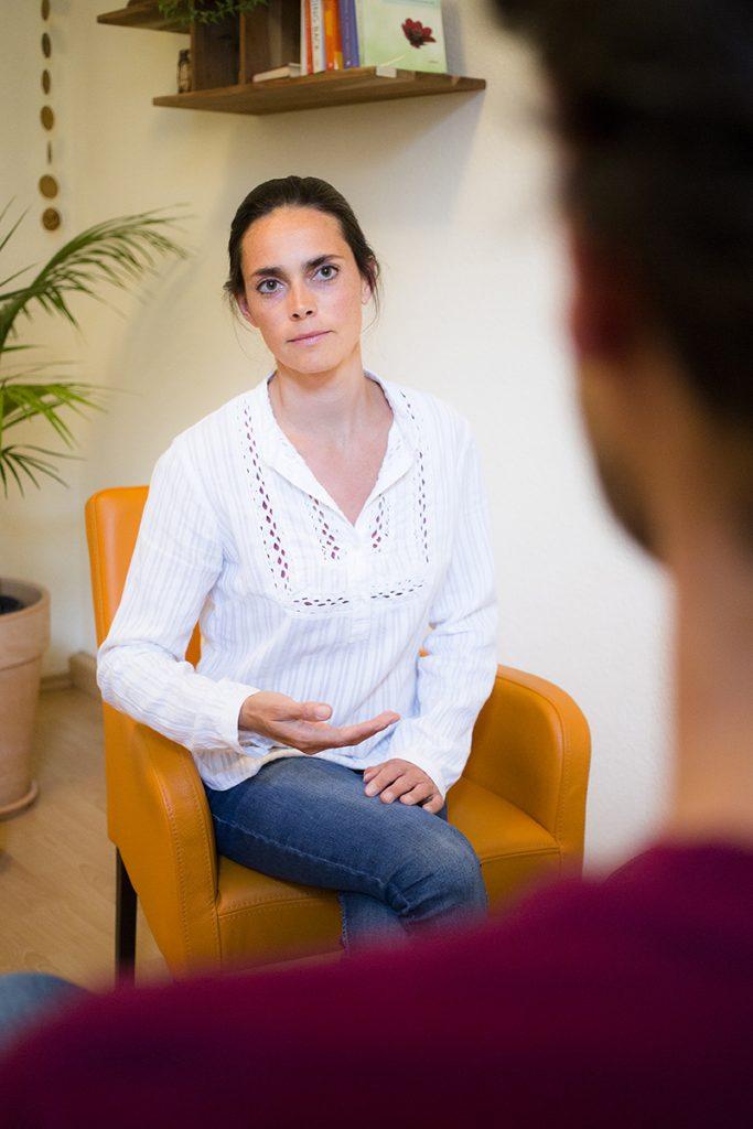 Heilpraktikerin Jasmin Haupt Behandlung NLP