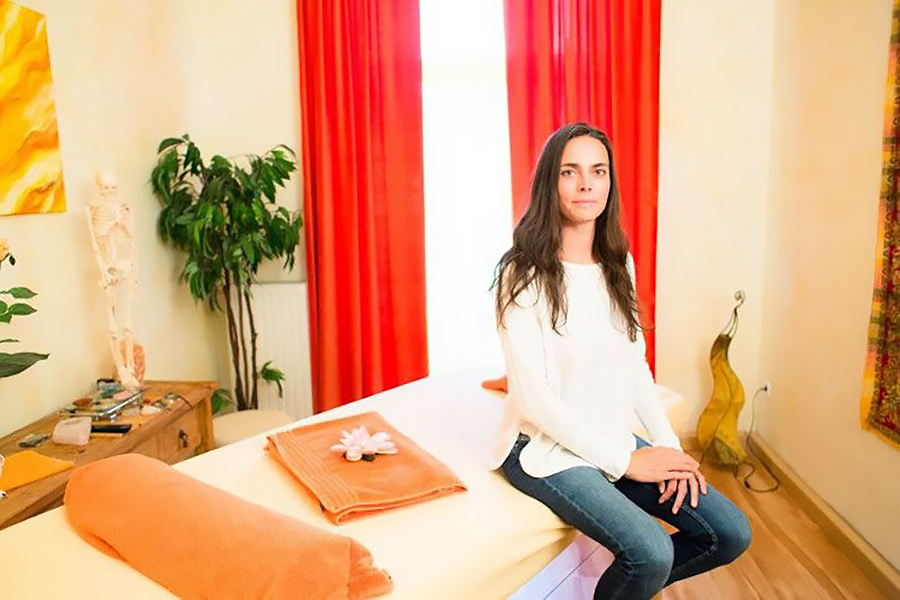 Heilpraktikerin Jasmin Haupt Praxis